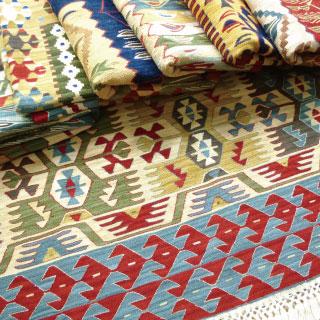 トルコ雑貨・キリム絨毯 特別販売会
