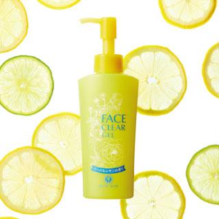 【ハウスオブローゼ】 ハーバルレモンの香りで お顔の角質ケアを!