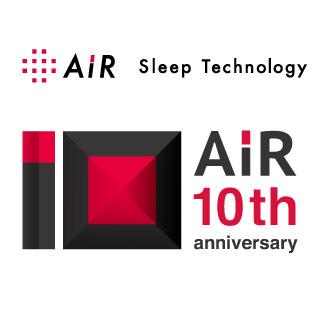 西川 AIR 10th アニバーサリーキャンペーン
