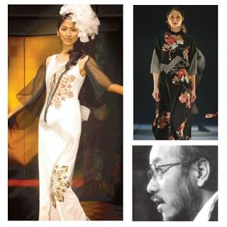 【詩仙堂】トーク&ファッションショー
