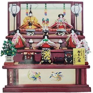 【久月特選】<br>三月人形展示販売会